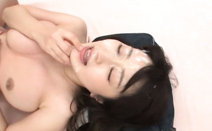 Arisa misato. Arisa Misato Asian curvy is nailed in kitty while