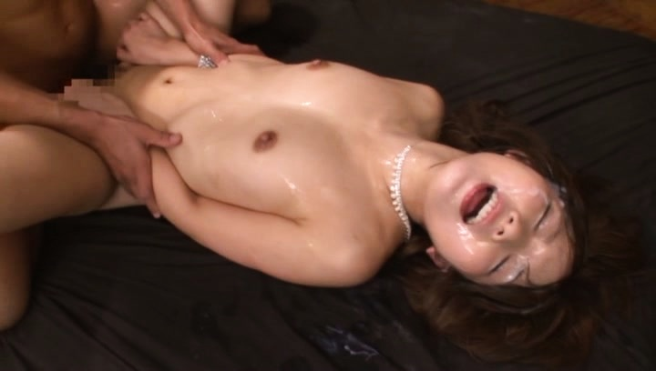Yuu asakura. Yuu Asakura Asian with ejaculate on face screams