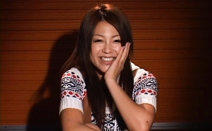 Saki Kataoka is completely clothed in this bukkake video