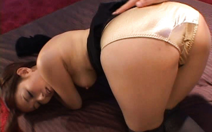 satin panties movies